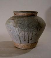 Lr wood fire Vase 2004