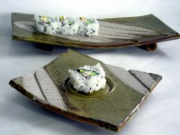 plumeria Sushi set (1)